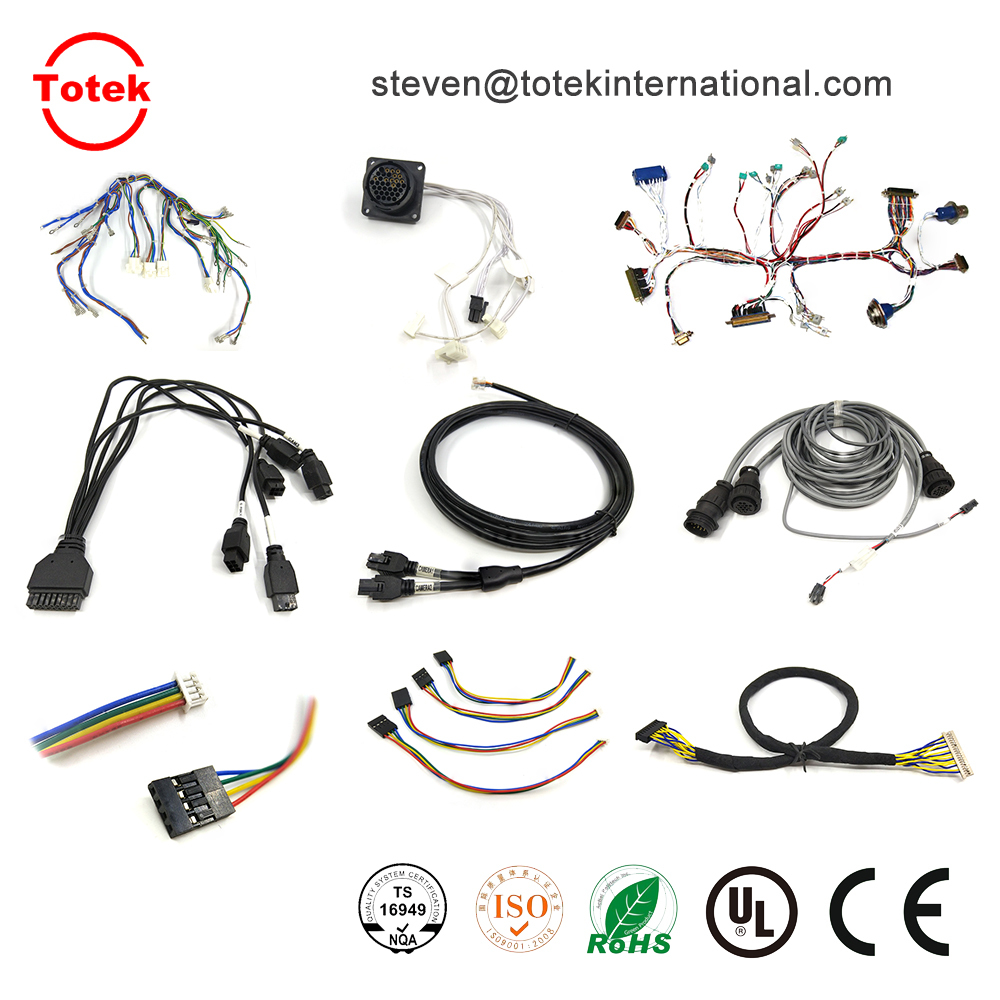 custom waterproof IP67 1 to 3 over-molded with RF jack Multifunction wire cable splitter6.jpg