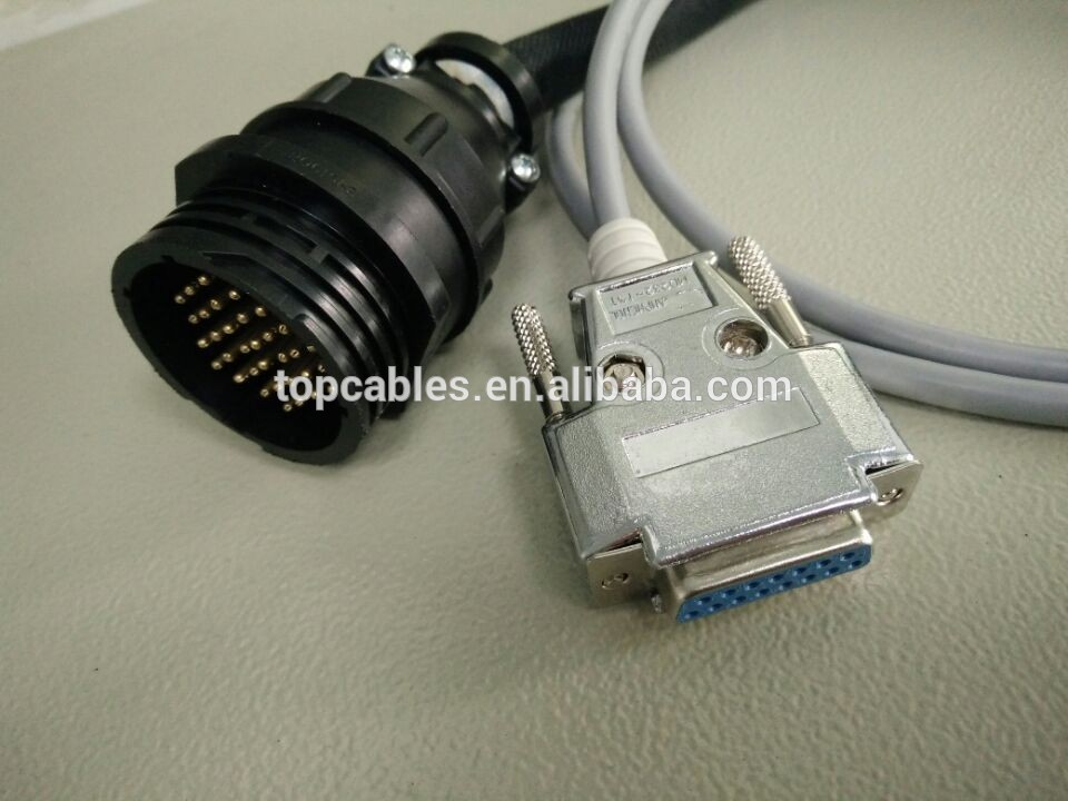 AMP CPC connector cable (4)
