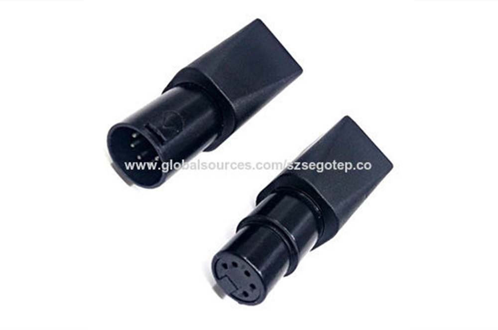 5 pin XLR Male to RJ45 Adapte for DMX