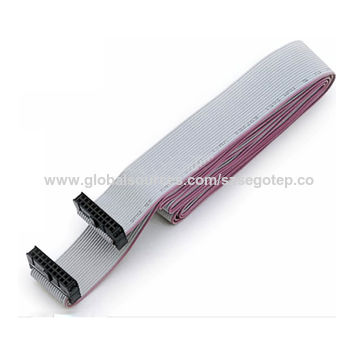 Customized 1.27mm ul2651 28awg 20 pin flat ribbon cable7.jpg