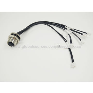 M5M8M12M16 waterproof connector cable assembly3.jpg