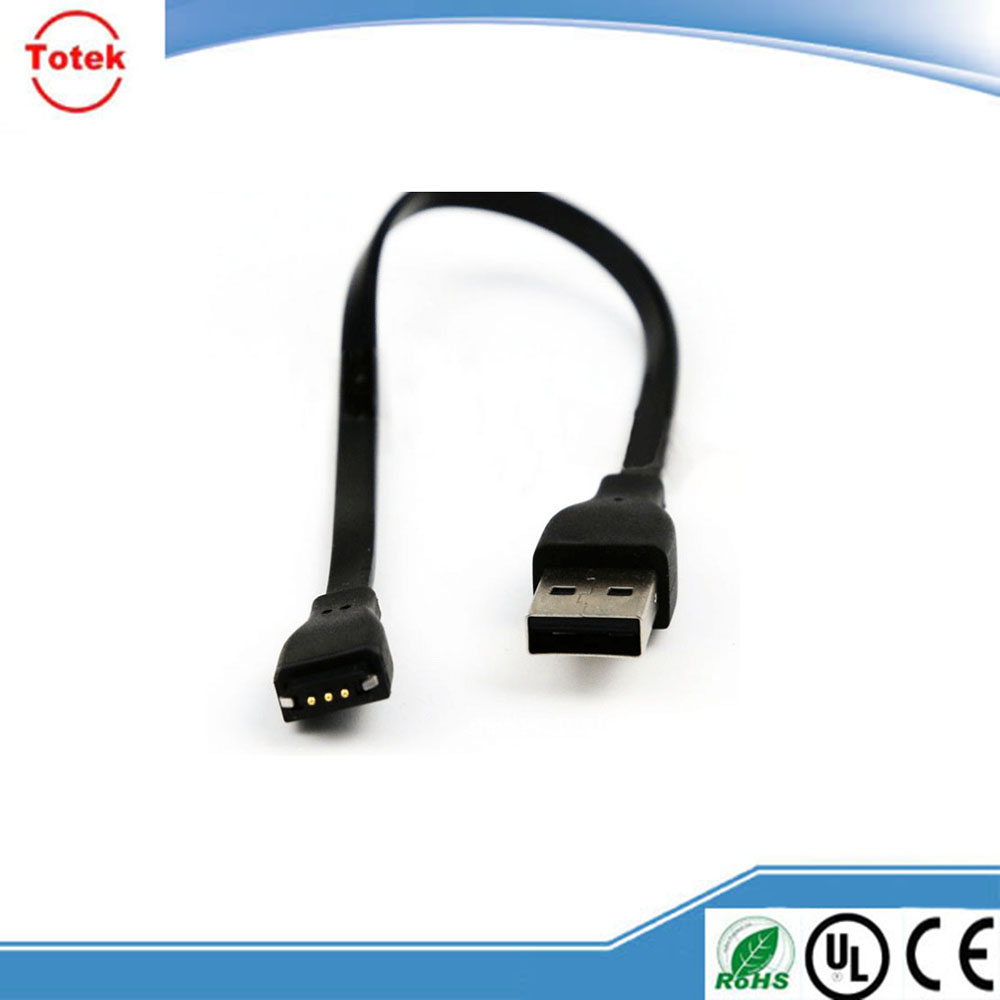 High Quality Fitbit Force USB charging cables(NO reset function)