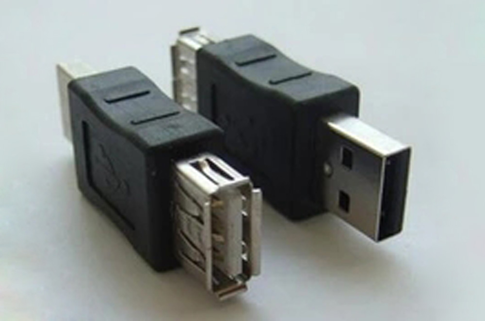 Male to female usb 2.0 adapter